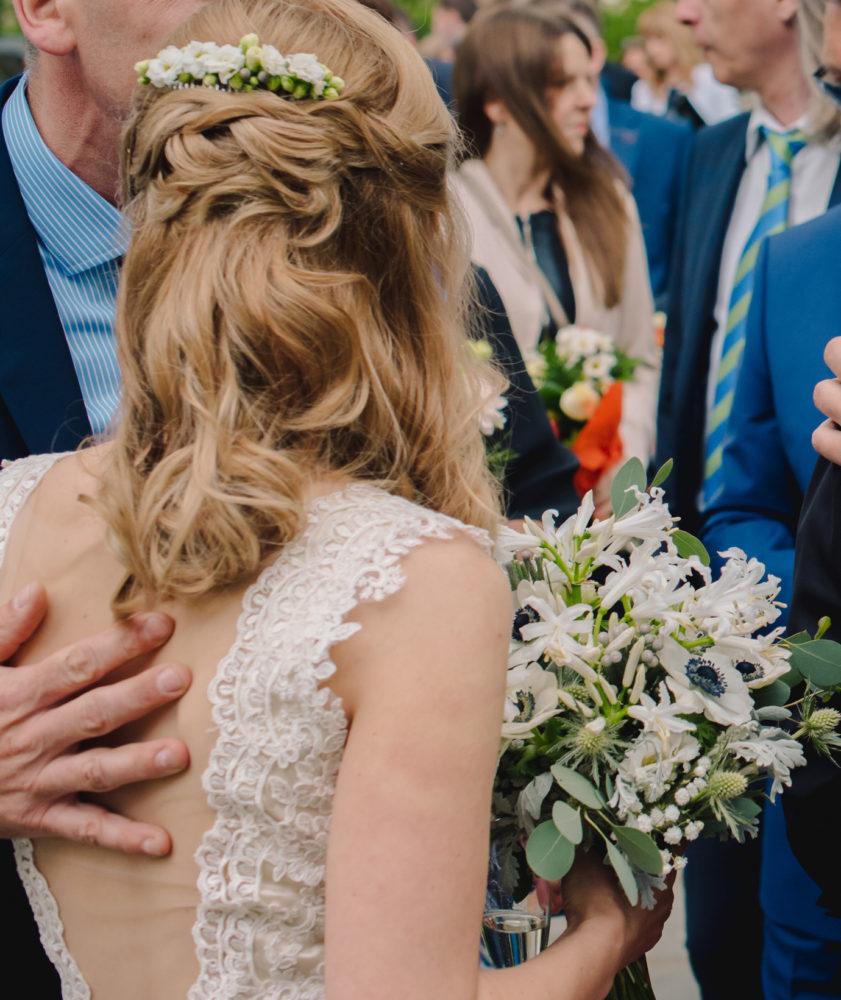 Magiczne Kwiaty, bukiet ślubny